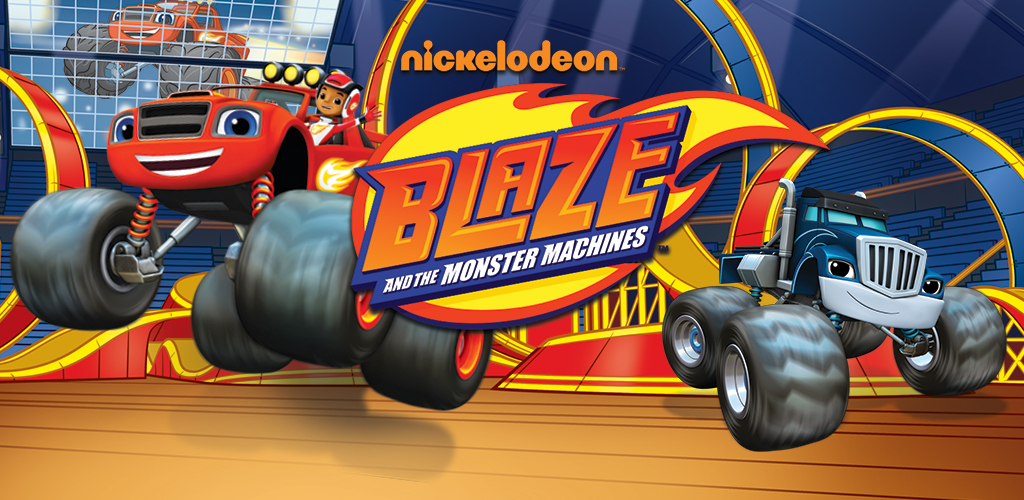 Blaze and The Monster Machine