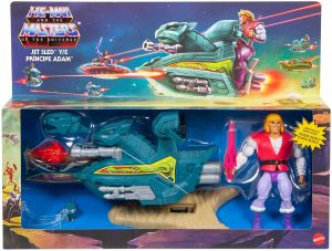 Master Of the Universe Prince Adam Jet Sled