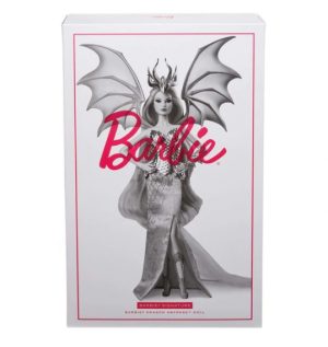 BARBIE MYTHICAL MUSE DRAGON
